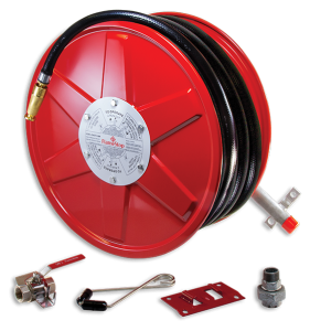 Fire Hose Reel - Fire Safety