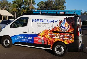 Mercury Fire Protection, Safety & Service