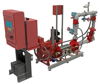 Diesel Fire Pump Set
